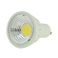 RANPO GU10 COB Spotlight 15W 400lm,50W Halogen Bulb Equivalent,90 Degree Beam Angle,85 - 265 V,Warm White 2800K,Neutral White 4000K,Cool White 4600K