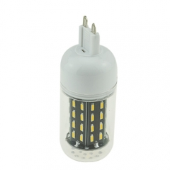 G9 3.5W AC 110V LED Corn Bulb 4014 SMD 56 LEDs Cool Warm White