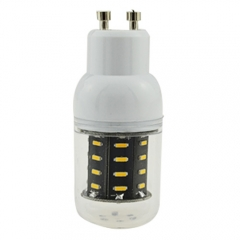 GU10 3W AC 220V LED Corn Bulb 4014 SMD 36 LEDs Cool Warm White