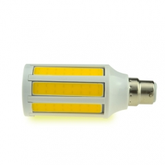 RANPO B22 15W LED COB Corn Bulb SMD Lights 220V Warm Cool White
