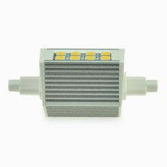 RANPO 5W Dimmable 5050 R7S J78(78mm) 24SMD LED Flood Lamp Warm Cool White 110V/220V