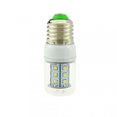 E26 3W 21 LEDS LED corn bulb 2835 SMD Warm Cool White AC110V
