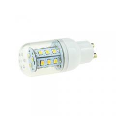 GU10 3W 21 LEDS LED corn bulb 2835 SMD Warm Cool White AC220V