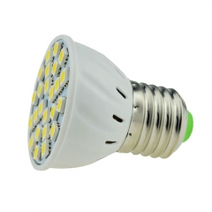 RANPO E27 LED Spotlight 3.5w Bulb 5050 SMD AC 220V Warm/Neutral/Cool White 24 LEDs
