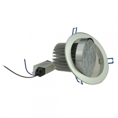 RANPO Dimmable 15W LED Recessed Light,AC 85-265 V,Warm White,Cool White,1200LM,100W Halogen Equivalent