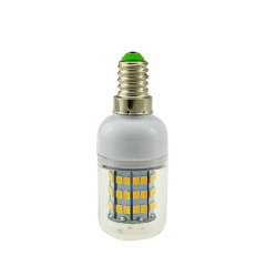 E14 9W 60 LEDS LED corn bulb 2835 SMD Warm Cool White AC220V