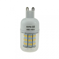 G9 9W 60 LEDS LED corn bulb 2835 SMD Warm Cool White AC110V 220V