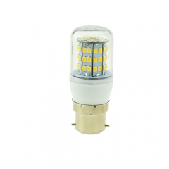 B22 9W 60 LEDS LED corn bulb 2835 SMD Warm Cool White AC220V