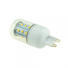 G9 3W 21 LEDS LED corn bulb 2835 SMD Warm Cool White AC110V 220V