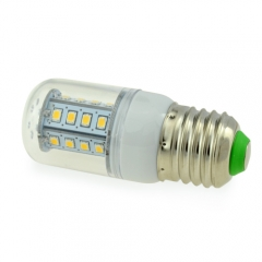E26 5W 30 LEDS LED corn bulb 2835 SMD Warm Cool White AC110V