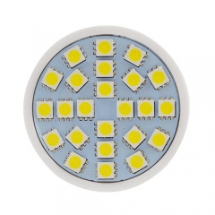 RANPO GU10 LED Spotlight 3.5w Bulb 5050 SMD AC 220V Warm/Neutral/Cool White 24 LEDs