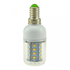 E14 5W 30 LEDS LED corn bulb 2835 SMD Warm Cool White AC220V
