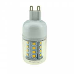 G9 5W 30 LEDS LED corn bulb 2835 SMD Warm Cool White AC220V