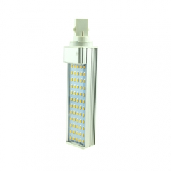 G23 85-265V 10W LED Horizontal Plug With Cover 2835 SMD Corn Light