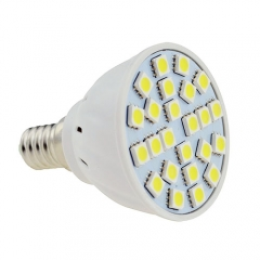 RANPO E14 LED Spotlight 3.5w Bulb 5050 SMD AC 220V Warm/Neutral/Cool White 24 LEDs