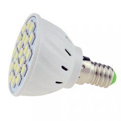 RANPO E14 LED Spotlight 3w Bulb 5050 SMD AC 220V Warm/Neutral/Cool White 21 LEDs