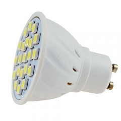 RANPO GU10 LED Spotlight 3w Bulb 5050 SMD AC 110V/220V Warm/Neutral/Cool White 21 LEDs