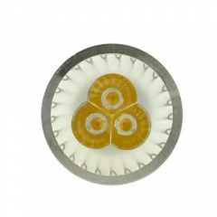 Dimmable RANPO GU10 9W LED Downlight Bulb Warm / Cool White ,AC 110V/220V,300LM
