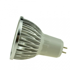 RANPO Dimmable GU5.3 9W LED Downlight Bulb Warm / Cool White ,AC220V,300LM