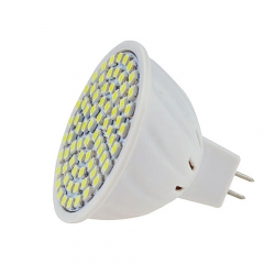 RANPO MR16 LED Spotlight 3.5W Bulb 3528 SMD AC 110V/220V Warm/Neutral/Cool White 72 LEDs