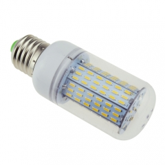 E27 6.5W AC 220V LED Corn Bulb 4014 SMD 138 LEDs Cool Warm White