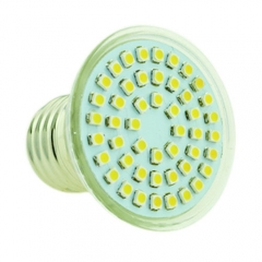 RANPO E27 48 SMD 3528 Spotlight Downlight Bulb Lighting,30W Equivalent,Warm White 2800K,Cool White 4600K, 110V 220V