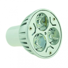 RANPO GU5.3 3W Spotlight Downlight Bulb Lighting,30W Equivalent,Warm White 2800K,Cool White 4600K, AC 85-265V
