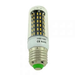 E27 5.5W AC 110V LED Corn Bulb 4014 SMD 96 LEDs Cool Warm White