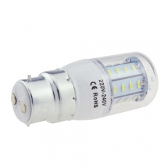B22 3W AC 220V LED Corn Bulb 4014 SMD 36 LEDs Cool Warm White