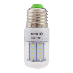E27 3W AC 110V LED Corn Bulb 4014 SMD 36 LEDs Cool Warm White