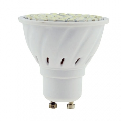 RANPO GU10 LED Spotlight 3.5W Bulb 3528 SMD AC 110V/220V Warm/Neutral/Cool White 72 LEDs