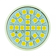 RANPO E27 3.5W 5050 27 SMD Spotlight Downlight Bulb Lighting,3.5W (30W Equivalent),Warm White 2800K,Cool White 4600K,110V 220V