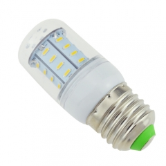 E27 3W AC 220V LED Corn Bulb 4014 SMD 36 LEDs Cool Warm White
