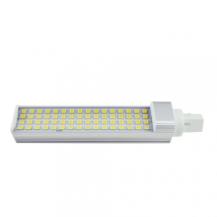G24 85-265V 13W LED Horizontal Plug With Cover 5050 SMD Corn Light