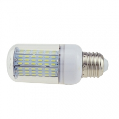 E26 6.5W AC 110V LED Corn Bulb 4014 SMD 138 LEDs Cool Warm White