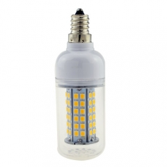 E12 12W 80 LEDS LED corn bulb 2835 SMD Warm Cool White AC110V