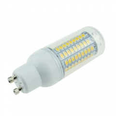 GU10 18W 102 LEDS LED corn bulb 2835 SMD Warm Cool White AC220V