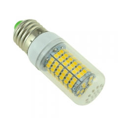 E26 21W 138 LEDS LED corn bulb 2835 SMD Warm Cool White AC 110V