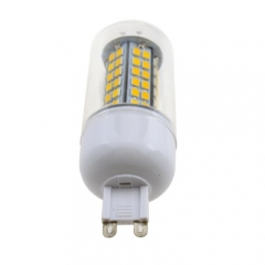 G9 12W 80 LEDS LED corn bulb 2835 SMD Warm Cool White AC110V 220V