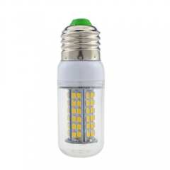 E26 12W 80 LEDS LED corn bulb 2835 SMD Warm Cool White AC110V