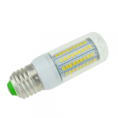 E26 18W 102 LEDS LED corn bulb 2835 SMD Warm Cool White AC110V
