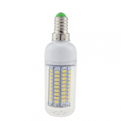 E14 18W 102 LEDS LED corn bulb 2835 SMD Warm Cool White AC220V