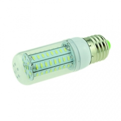 E27 4W AC 220V LED Corn Bulb 4014 SMD 72 LEDs Cool Warm White