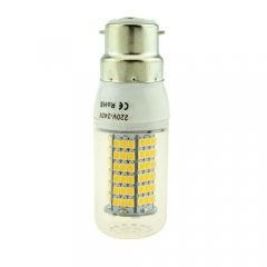 B22 20W 120 LEDS LED corn bulb 2835 SMD Warm Cool White AC220V