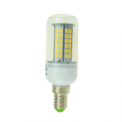 E14 12W 80 LEDS LED corn bulb 2835 SMD Warm Cool White AC220V