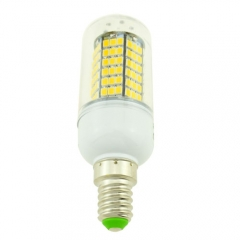 E14 22W 144 LEDS LED corn bulb 2835 SMD Warm Cool White AC220V