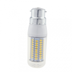 B22 18W 102 LEDS LED corn bulb 2835 SMD Warm Cool White AC220V