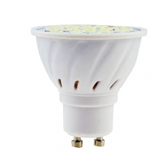 RANPO GU10 LED Spotlight 3.5W Bulb 5730 SMD AC 110V/220V Warm/Neutral/Cool White 27 LEDs