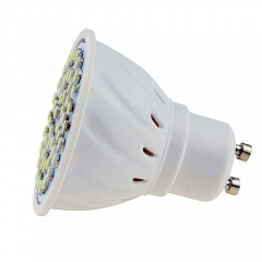 RANPO GU10 LED Spotlight 2.5W Bulb 3528 SMD AC 110V/220V Warm/Neutral/Cool White 48 LEDs