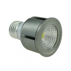 LED COB Spotlight E27 5W 85-265V Cool Warm Neutral White Bulb